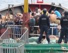 Đài Loan bắt giữ tàu cá Trung Quốc hoạt động trái phép