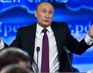 """Ông Putin """"mất ăn mất ngủ"""" để chuẩn bị trả lời hơn 1 triệu câu hỏi của người dân"""
