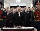 Ông Putin đau buồn tại tang lễ của Đại sứ Nga thiệt mạng ở Thổ Nhĩ Kỳ