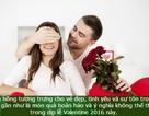 Những món quà ý nghĩa cho ngày Valentine