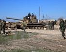 Xe tăng quân đội Syria dũng mãnh tấn công phiến quân Hồi giáo