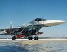Nga điều cường kích Su-34 đi phá băng cứu trợ lũ lụt