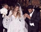 Ảnh cưới đẹp như mơ của ca sỹ Mỹ