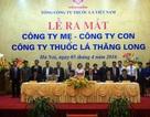 Ra mắt Công ty thuốc lá Thăng Long