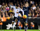 Real Madrid hòa thất vọng Valencia tại Mestalla