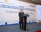Panasonic giới thiệu giải pháp tổng thể xanh tại Việt Nam