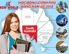 Học bổng danh giá từ chính phủ bang Nam Úc 2016 dành cho sinh viên Việt Nam