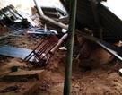Sạt lở đất, 2 vợ chồng bị thương nặng