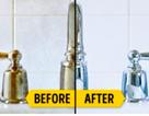 7 mẹo hay để nhà tắm luôn sạch tinh như mới