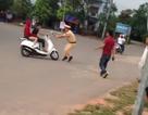 Không chấp hành hiệu lệnh, đâm cảnh sát giao thông