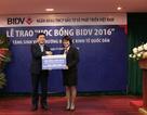 BIDV tặng 100 suất học bổng cho sinh viên trường Đại học Kinh tế quốc dân