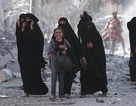 Thành phố Syria vỡ òa trong hạnh phúc sau khi được giải thoát khỏi IS