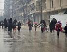 Syria: Hoàn tất 2 đợt sơ tán dân thường khỏi miền Đông Aleppo