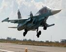 Su-34 Nga dội bom trúng các cơ sở dầu của IS gần Raqqa, Syria