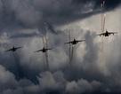 Syria: Su-34 Nga dội bom chặn đứng IS ở Deir Ezzor