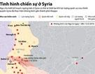 """[Infographics] """"Gói gọn"""" tình hình Syria chỉ trong 1 bức ảnh"""