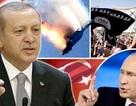 Syria tổng công kích biên giới, Nga nhằm bắt thủ lĩnh Turkmen