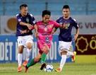 Thắng phút cuối, Hà Nội T&T vào tốp hai V-League