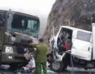 Xe chở phạm nhân va chạm với xe quân đội, 1 người chết, 5 người bị thương