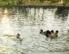 3 học sinh lớp 1 tử vong trên con sông gần nhà
