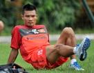 Chơi thô bạo, Đình Luật bị loại khỏi đội tuyển Việt Nam