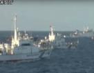Nhật công bố video tố tàu Trung Quốc xâm nhập vùng tranh chấp ở Hoa Đông