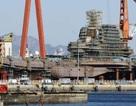 Truyền thông Trung Quốc giận dữ vì bị lộ ảnh tàu sân bay tối mật