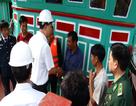 Cứu hộ thành công 6 thuyền viên bị nạn trên vùng biển Bạch Long Vĩ