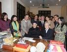 Tổng Bí thư Nguyễn Phú Trọng thăm, chúc thọ nguyên Tổng Bí thư Đỗ Mười