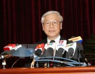 Toàn văn bài phát biểu bế mạc Hội nghị Trung ương Đảng lần 2