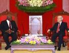 Tổng Bí thư Nguyễn Phú Trọng tiếp Đặc phái viên Bí thư thứ nhất Đảng cộng sản Cuba