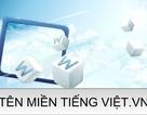 VNNIC tiếp tục thanh lọc tên miền tiếng Việt