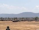 Lục quân Thái Lan tập trận quy mô lớn nhất từ trước tới nay