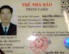 Phát hiện một nhà báo giả ở Đồng Nai