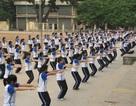 Một tiết thực hành của giáo viên thể dục được bồi dưỡng 1% mức lương tối thiểu