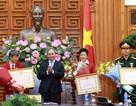 Thủ tướng gặp mặt chúc mừng thành tích của Hoàng Xuân Vinh