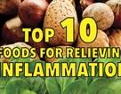 10 loại thực phẩm có tác dụng giảm viêm tốt nhất