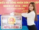 """""""Bỏ phiếu bầu cử là vinh dự, phát huy quyền làm chủ của tuổi trẻ Việt Nam"""""""