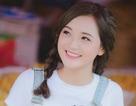 """Ngắm nụ cười trong vắt của """"hot girl dân tộc"""" Thu Hương"""