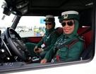 Cảnh sát Dubai ở nơi siêu giàu