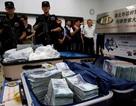 Đài Loan bắt 3 nghi phạm trộm 2,5 triệu USD