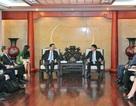 Lãnh đạo Vietcombank tiếp Đoàn đại biểu cấp cao Mizuho