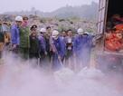Lào Cai: Tiêu hủy 9 tấn măng tre tươi ngâm hóa chất độc hại