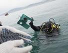 Cận cảnh vớt xác máy bay Tu-154 của Nga từ đáy Biển Đen