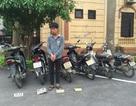 10 ngày trộm cắp 10 xe máy