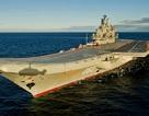 Nga điều tàu sân bay chống khủng bố tại Syria
