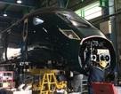Thăm nhà máy chế tạo tàu cao tốc Shinkansen tại Nhật Bản