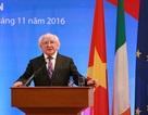 Tổng thống Ireland: Sinh viên Việt Nam hãy luyện tập tư duy phản biện