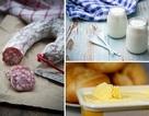 Những thực phẩm cần cắt giảm khi bước vào tuổi 40