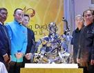 Bộ Phật tích Bồ tát Thích Quảng Đức ra mắt tại Thái Lan